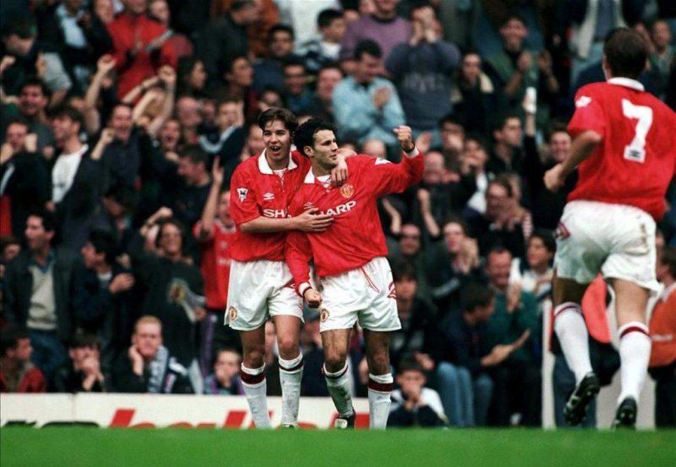 Darren Ferguson Manchester United