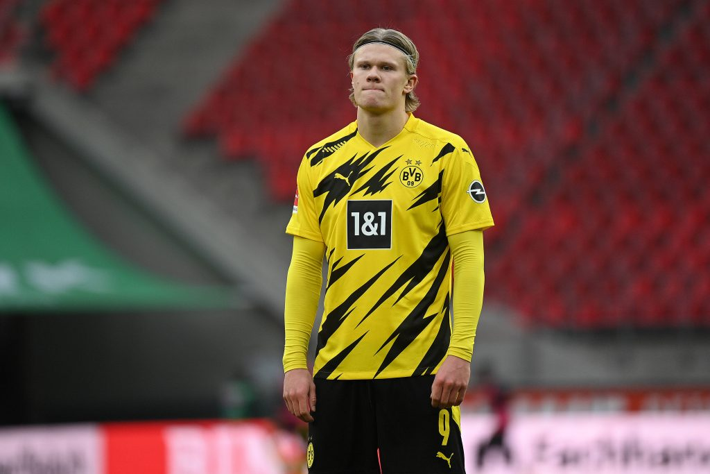 Erling Haaland to Manchester United