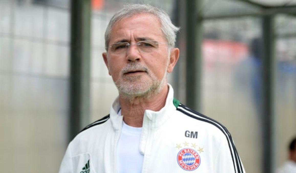 Gerd Muller Bayern Legend 1