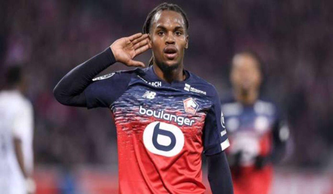Lille Star Renato Sanches