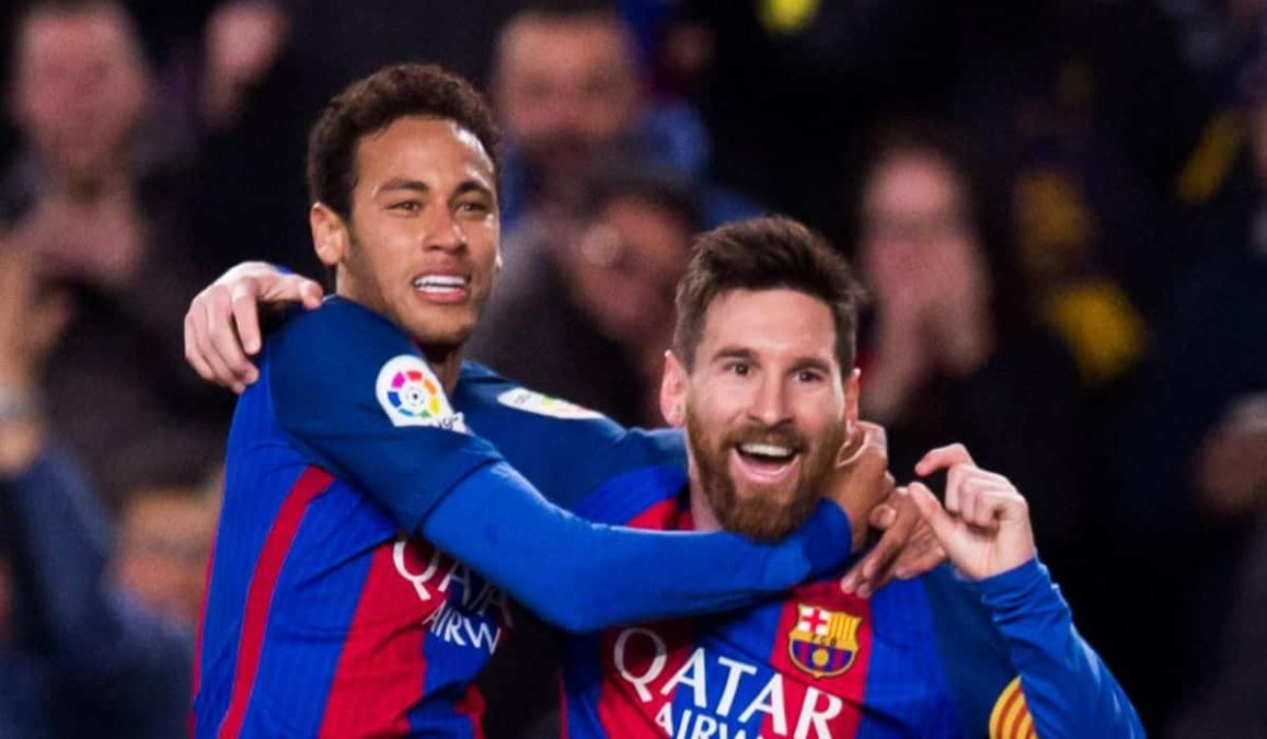 Messi Set For Reunion With Neymar At Psg