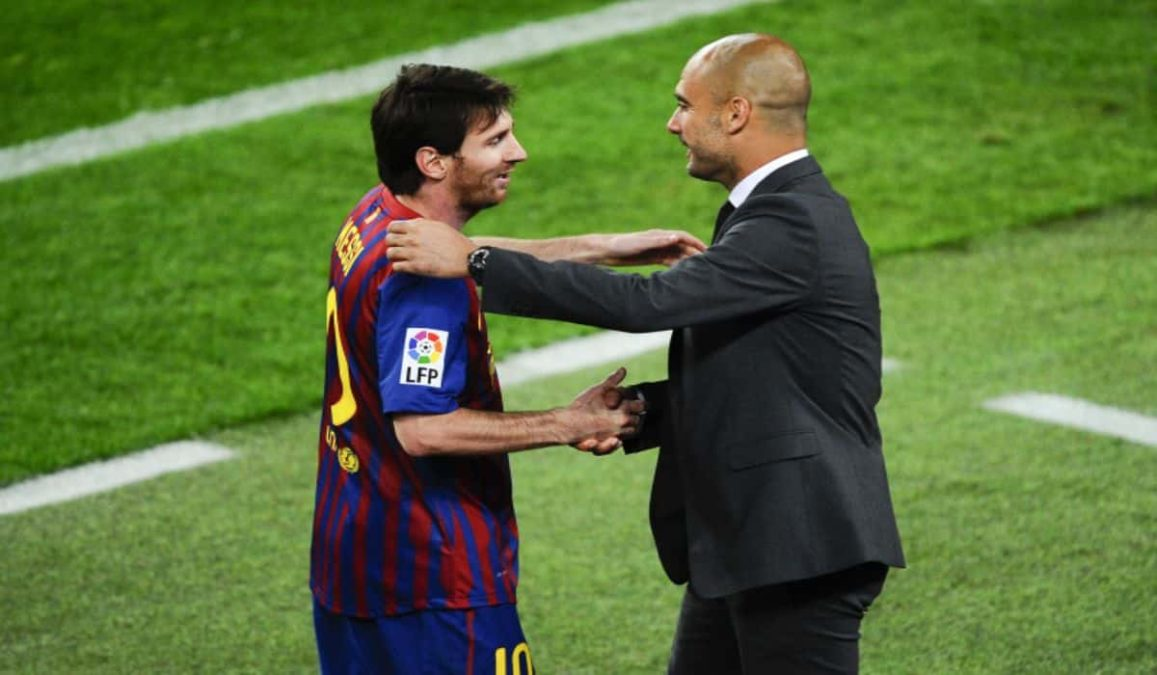 Messi To Reunite With His Old Boss Pep