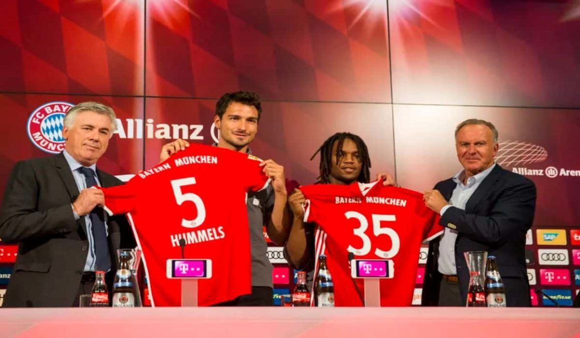 Renato Sanches Signed For Bayern In A Record Fee