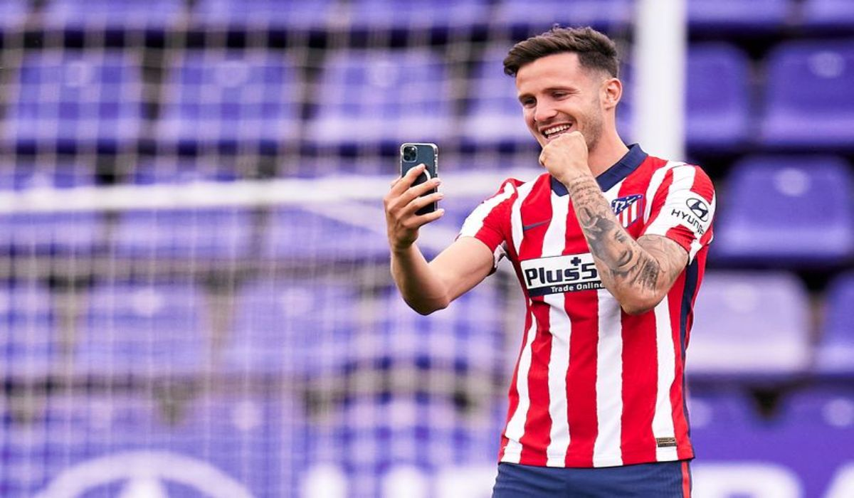 Saul Niguez linked to Chelsea transfer
