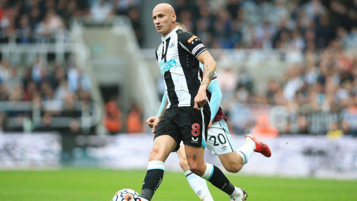 Shelvey to miss Newcastle fixture vs Aston Villa