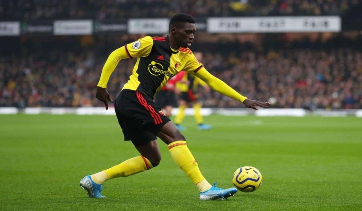 Tottenham interested in Watfords Ismaila Sarr