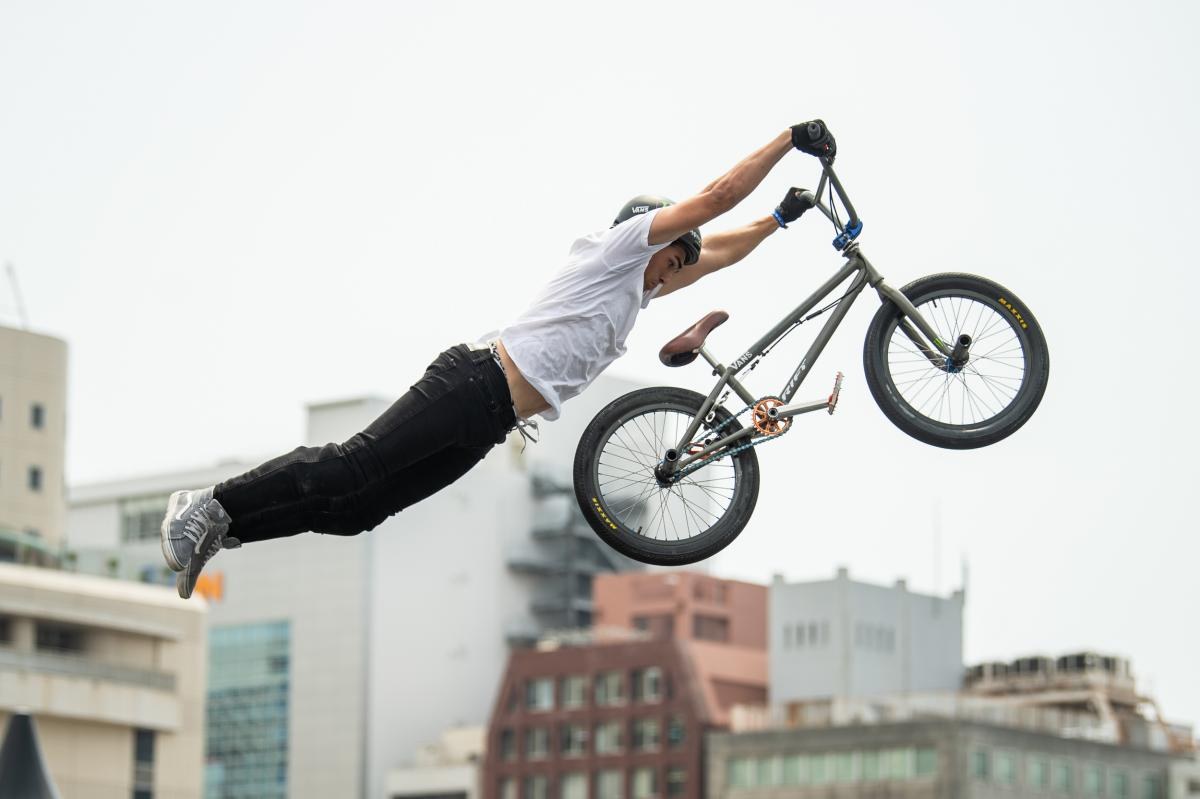BMX freestyle at the Olympics
