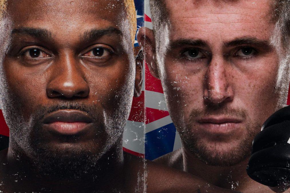 Ufc Fight Night: Brunson Vs. Till Preview