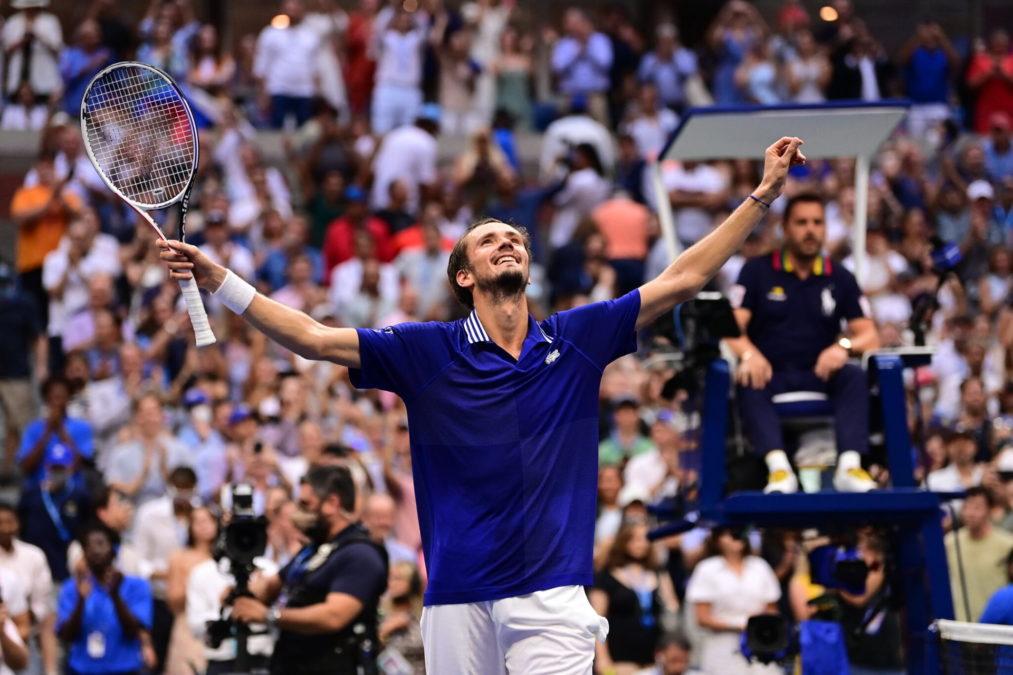 Medvedev Crushes Djokovic'S Grand Slam Dream