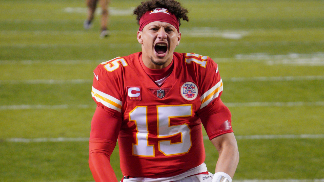 Chiefs top the NFL Rankings