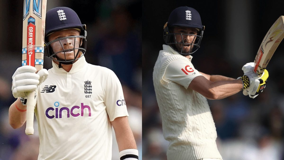 Pope and Lower Order Lead England Fightback