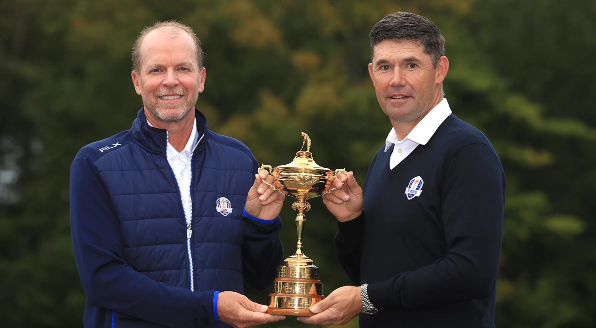 Ryder-Cup-Captains