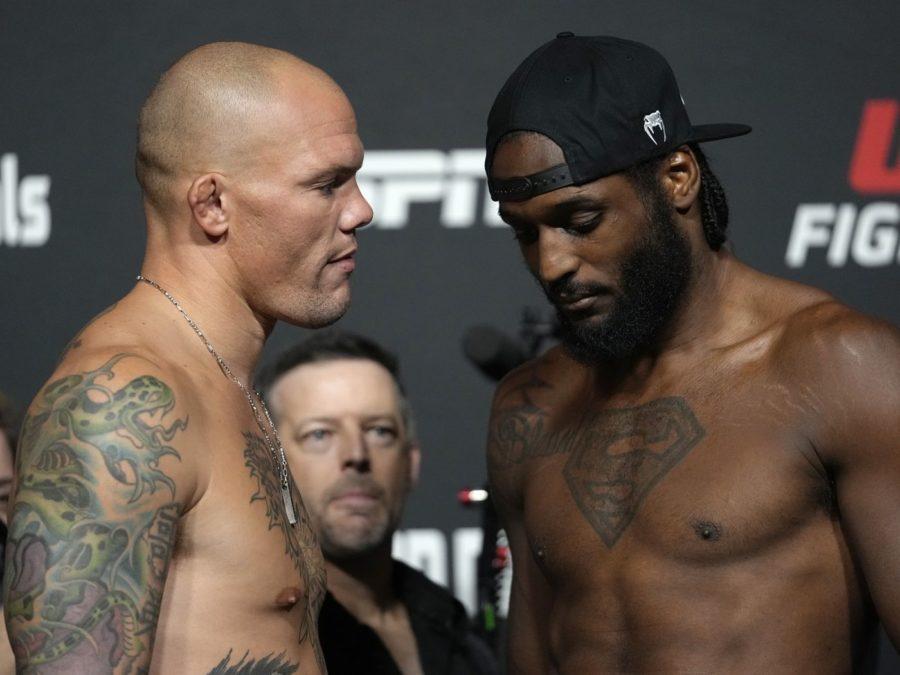 Ufc Fight Night: Smith Vs. Spann Review