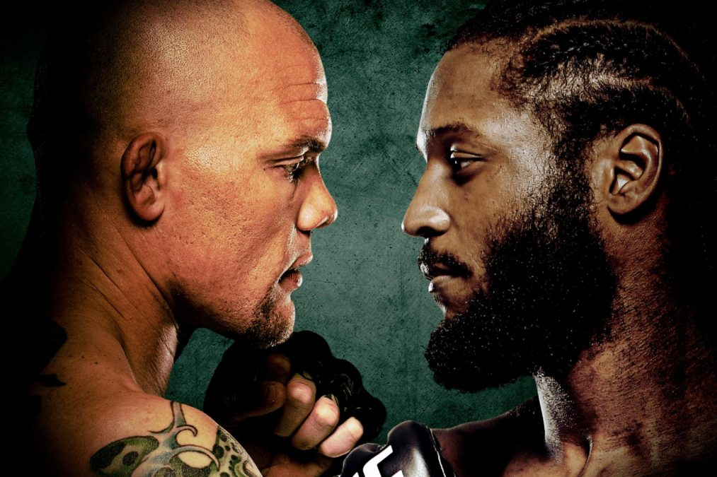Ufc Fight Night: Smith Vs. Spann Preview