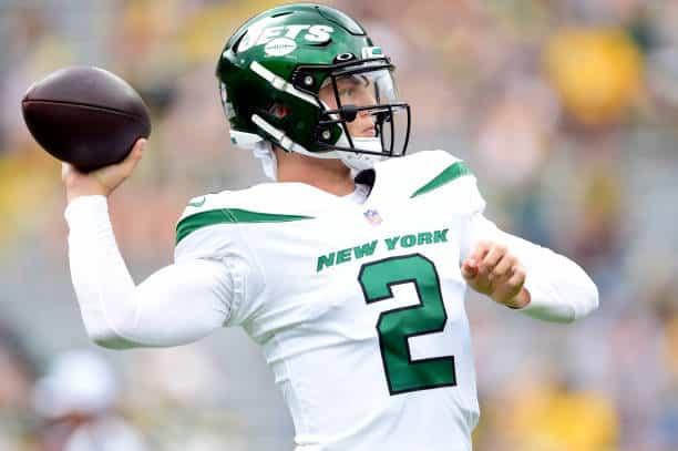 Zach Wilson Named Starting Qb For Jets