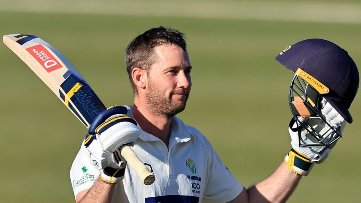 Cool Cooke Double Century Sees Glamorgan Rack Up Runs