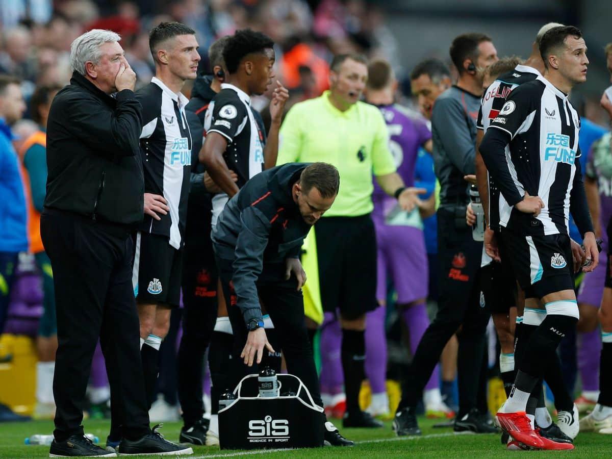 Premier League Newcastle United v Tottenham Hotspur