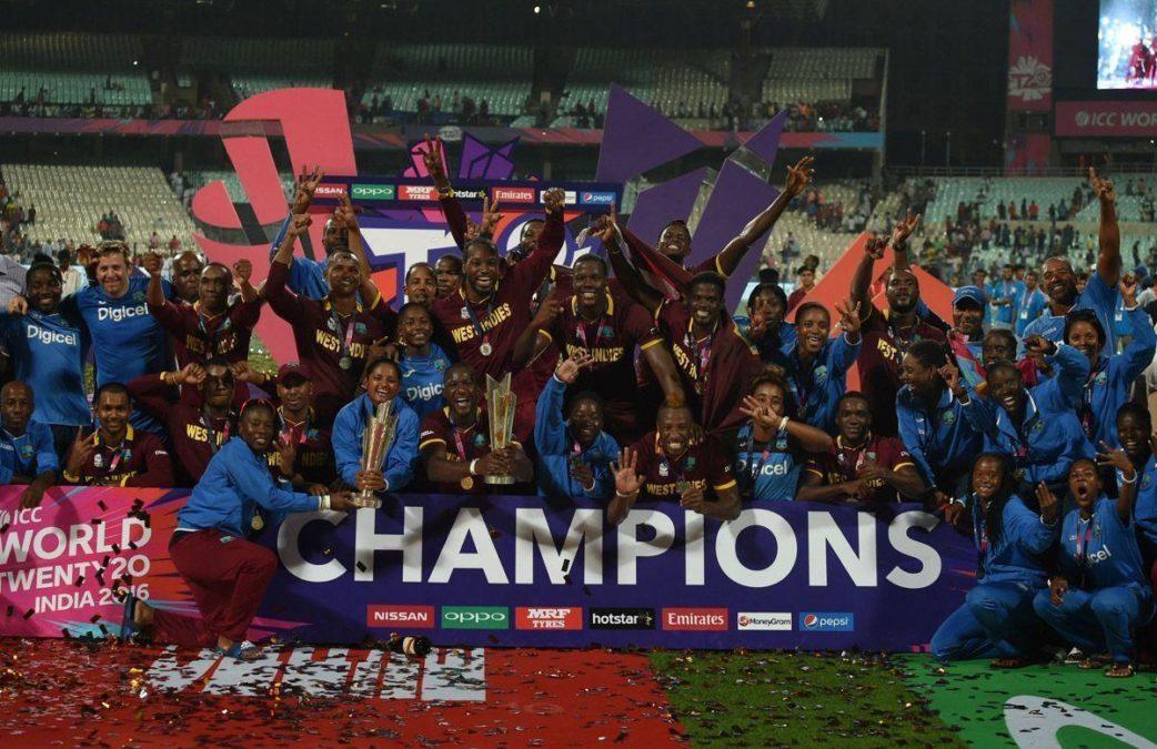 The 2016 Icc World Twenty20 Final