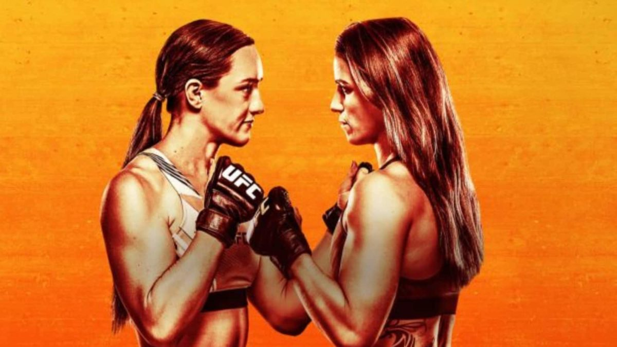 Ufc Fight Night Preview: Ladd Vs. Dumont