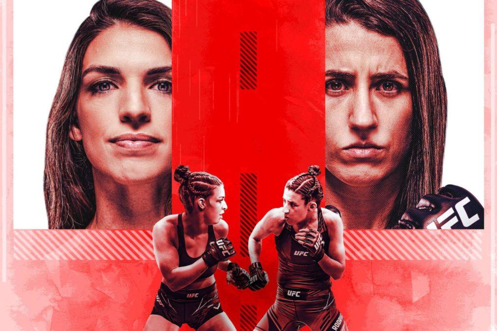 Ufc Fight Night: Dern Vs. Rodriguez Preview
