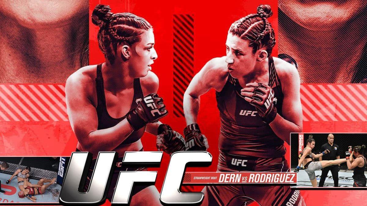 Ufc Fight Night: Dern Vs. Rodriguez Review