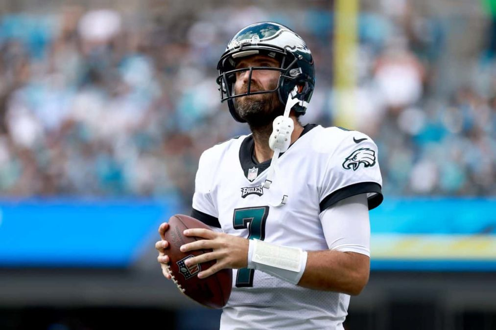 36-Year Old Qb Joe Flacco Traded From Eagles To Jets