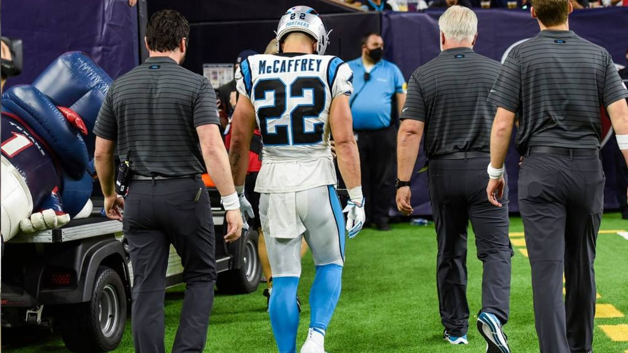 Cmc Is One Of The Key Inuries The Panthers Are Facing