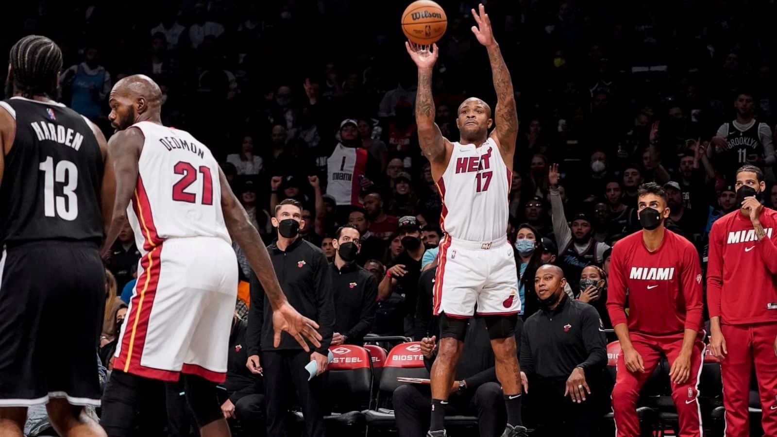 NBA 2021-2022: Bam Adebayo Jimmy Butler Kevin Durant