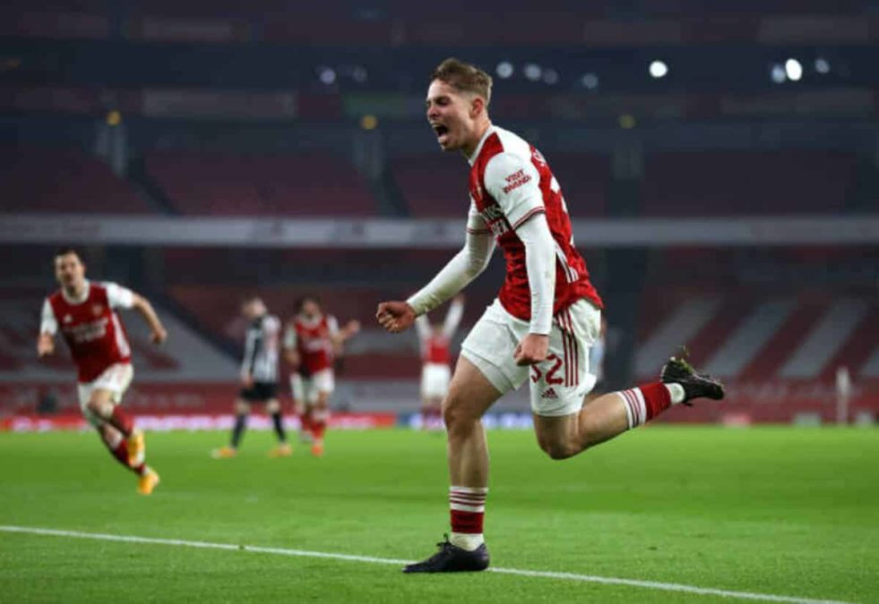 Emile Smith Rowe: Arsenal'S New Number 10 To The Rescue