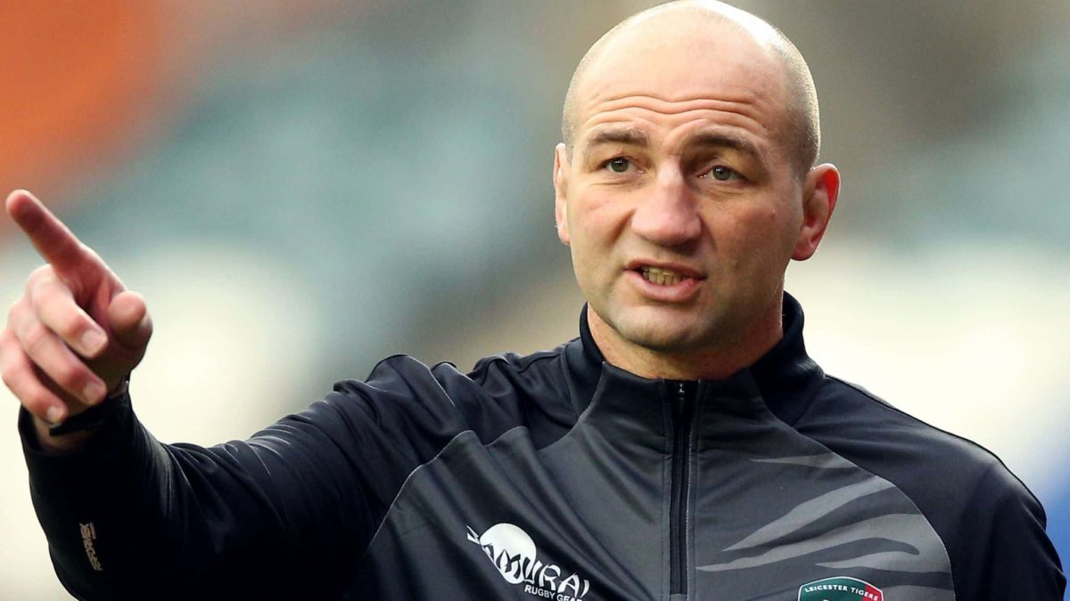 The Astonishing Revival Of Leicester Tigers Under Steve Borthwick
