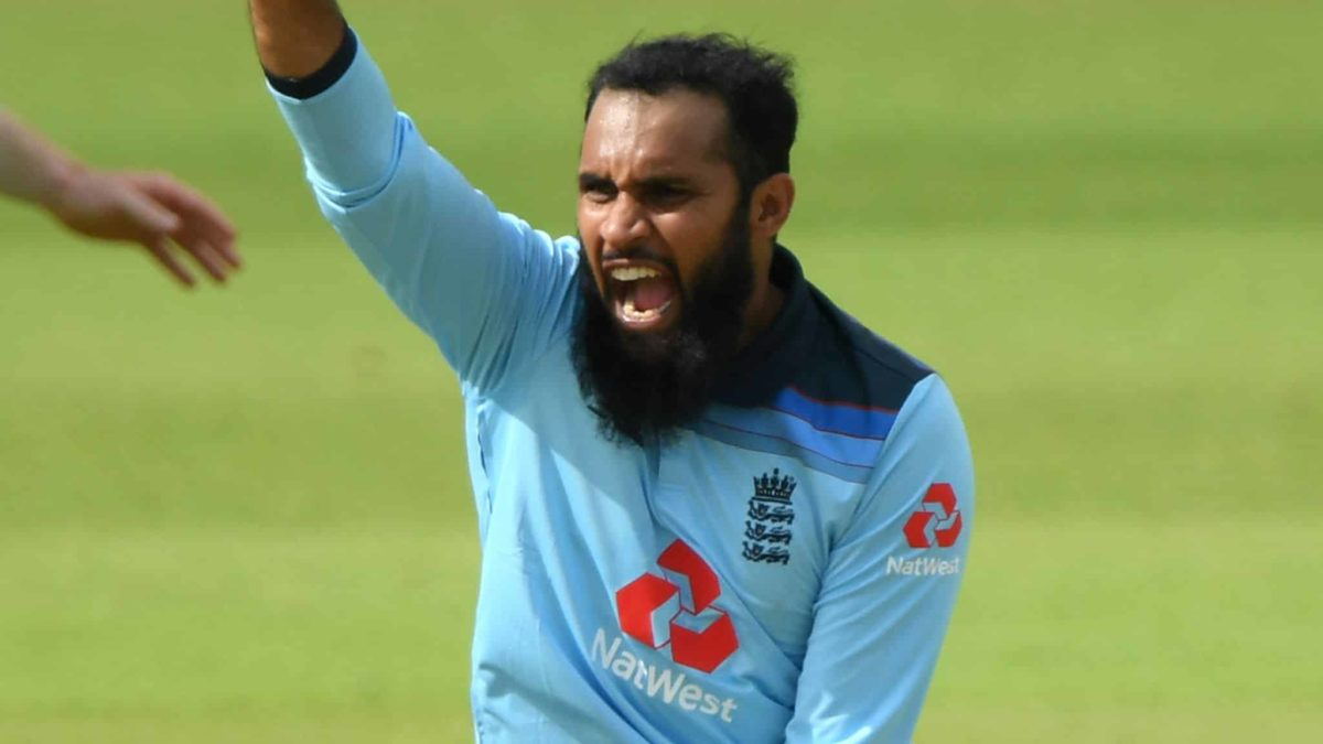 Rashid Took 4 Wickets As England Thrash West Indies
