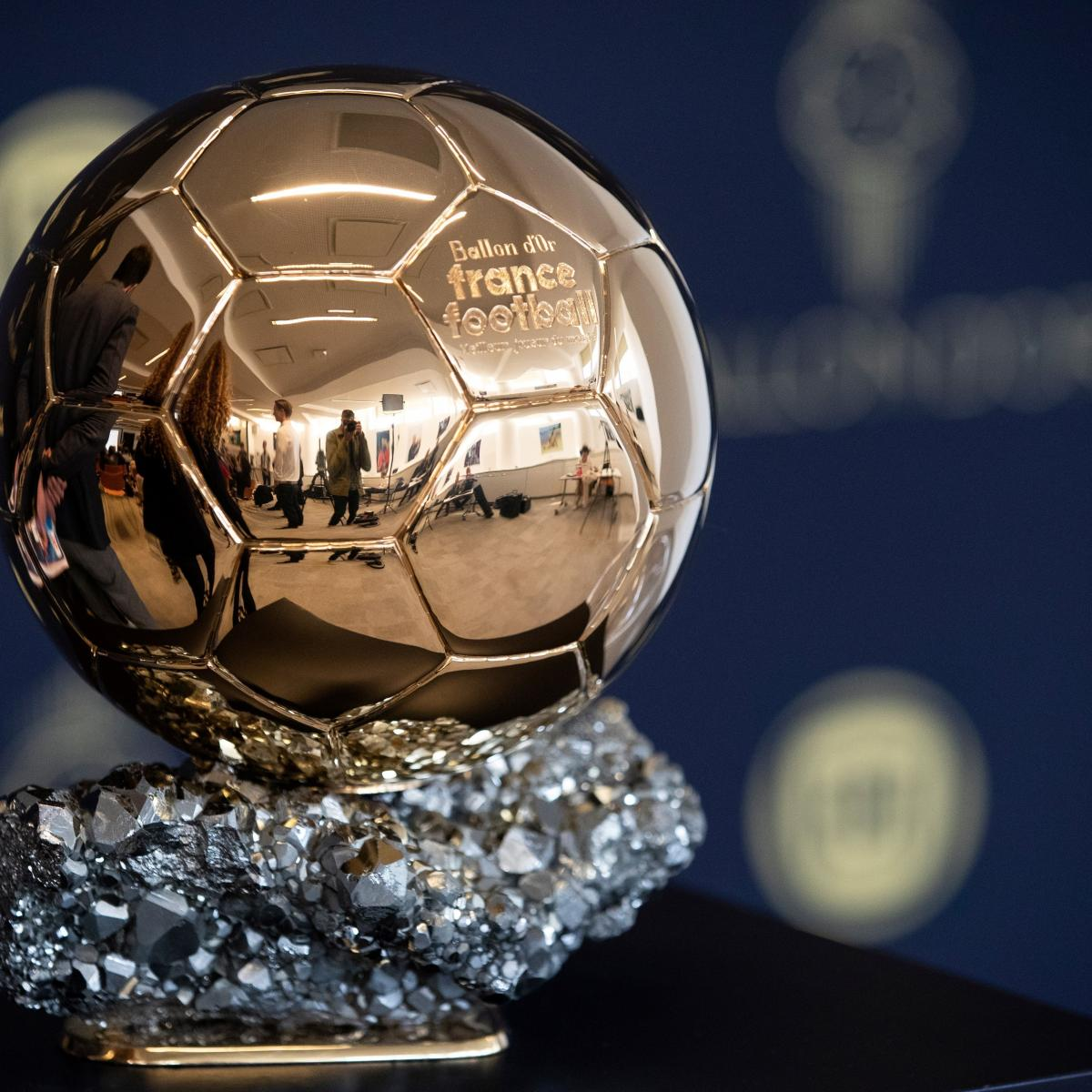 This year's winner of the Ballon d'Or will have very intense competition to win the award.