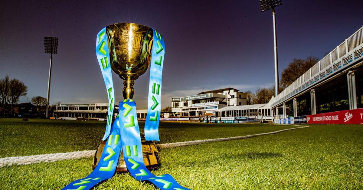 County Championship Reverts Back To 2 Divisions For 2022