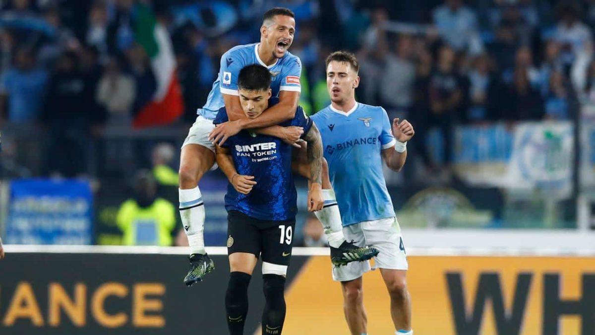Lazio Defender Luiz Felipe Shown Red For Absurd Joke After Full Time