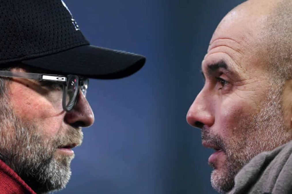 The New Rivalry Of The North: Liverpool Vs Manchester City