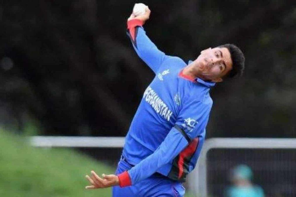 Mujeeb Ur Rahman Took 5 Wickets In Afghanistan'S Biggest Ever T20 Win