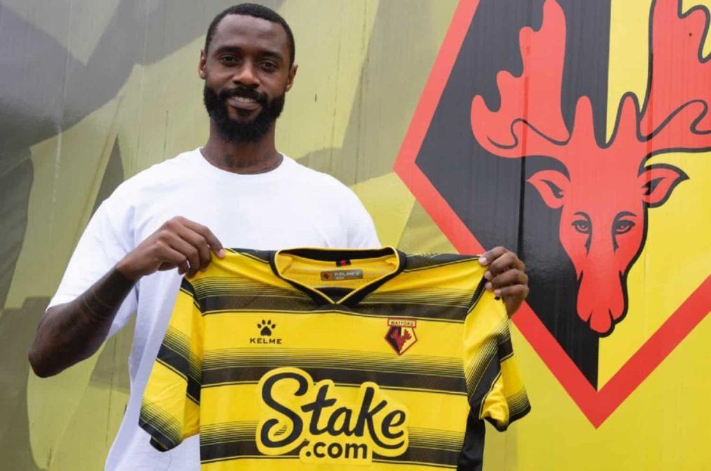 Watford Sign Defender Nicolas N'Koulou