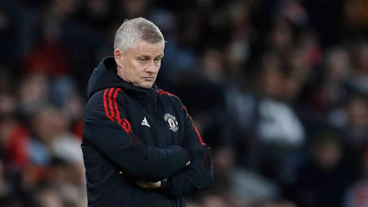 Solskjaer Under Pressure At United Following 5-0 Humiliation To Klopp'S Reds