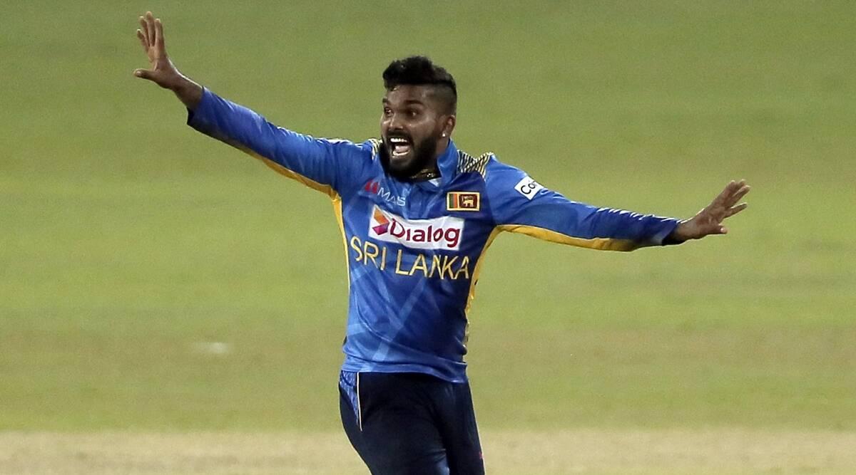 Hasaranga Puts Sri Lanka Into Super 12S After All-Round Performance